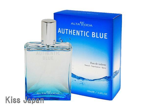 アルタモーダ ALTAMODA オーセンティック ブルー 100ml EDT SP 【香水】【あす楽対応商品】【ラッキーシール対応】