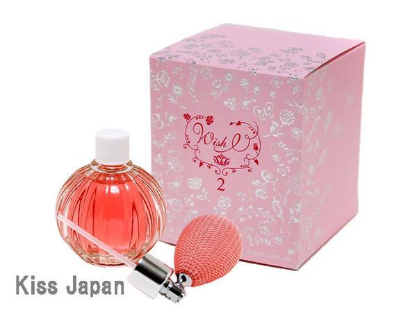 パルフェタムール ウィッシュ アイ 2 50ml EDT SP 【香水】【あす楽対応商品】【ラッキーシール対応】