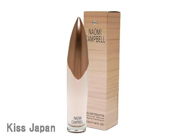 ナオミ キャンベル NAOMI CAMPBELL ナオミ キャンベル 50ml EDT SP 【香水】【あす楽対応商品】【コンビニ受取対応商品】