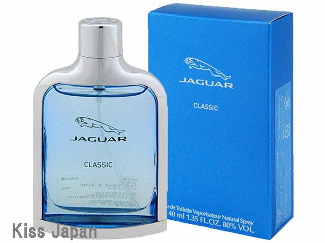 ジャガー JAGUAR ジャガー クラシック 40ml EDT SP 【香水】【あす楽対応商品】【ラッキーシール対応】