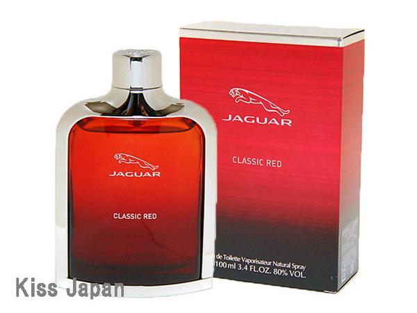 ジャガー JAGUAR ジャガー クラシック レッド 100ml EDT SP 【香水】【あす楽対応商品】【ラッキーシール対応】
