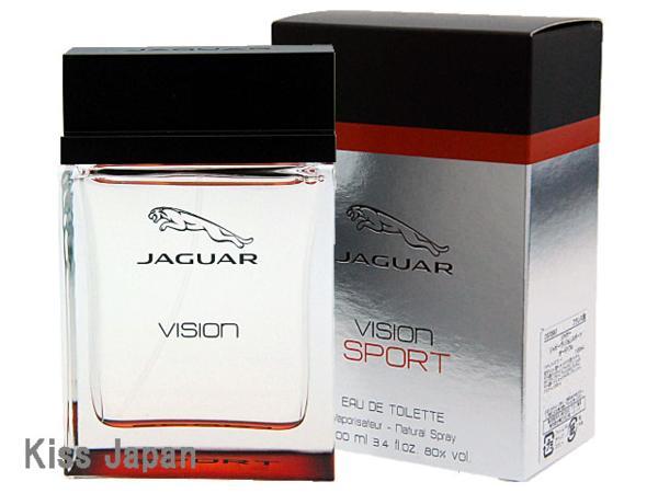 ジャガー JAGUAR ジャガー ヴィジョン スポーツ 100ml EDT SP 【香水】【あす楽対応商品】【コンビニ受取対応商品】