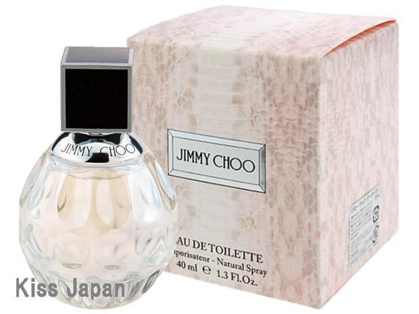 ジミー チュウ JIMMY CHOO ジミー チュウ オードトワレ 40ml EDT SP 【香水】【あす楽対応商品】【ラッキーシール対応】