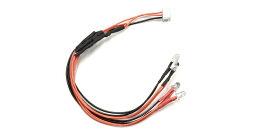 【送料無料】[取寄] 京商 ミニッツ LEDライトユニット クリア&レッド(ICSコネクター用) MZW439R