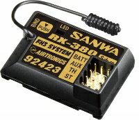 [取寄] 三和電子 (サンワ) RX-380 受信機 For Car 品番41074A