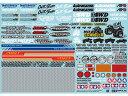タミヤ スポンサーステッカーセット(オフロード) 品番OP-1630 (ITEM 54630)