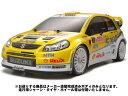 タミヤアフター XB完成ボディ スズキ SX4 WRC(TT-01E) (LED付) #18085573