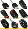 Keyless entry kit answer back function / Toyota car for dummy security LED with a 12 v
