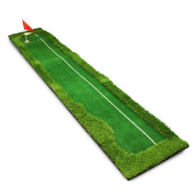 パターマット/ゴルフ パット練習用マット 3m/ロングタイプ パッティングマット 【201912SS】