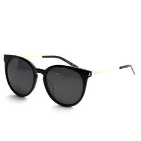 ★Saint Laurent サンローラン サングラス SL25/K 002 ブラック/ゴールド55ロ19-145★【中古】【質屋出店】【あす楽】