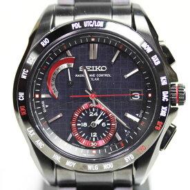 【MT1623】【中古】セイコー SEIKO ブライツ BRIGHTZ 電波ソーラー腕時計 SAGA091 8B54-0AA0 ★【美品】【質屋出品】【あす楽】