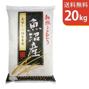 【送料無料】令和2年産 新米 魚沼産コシヒカリ 20kg 十日町地区 最高級 ギフトにおすすめ♪【smtb-TD】【saitama】