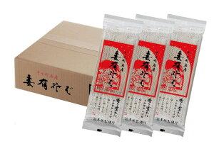 【送料無料】新潟県十日町名産 妻有そば 1箱(30把入り)
