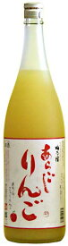 梅乃宿 あらごしりんご1800ML梅乃宿酒造(奈良県葛城市)