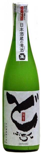 【噴き出し注意】篠峯 どぶろく 生穴開き栓タイプ720mL 千代酒造(奈良県御所市)