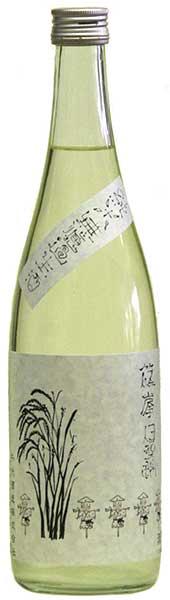 奈良の地酒 篠峯 純米伊勢錦うすにごり無濾過生酒 720mL千代酒造(奈良県御所市)