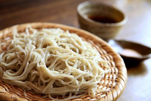 信州蕎麦半生麺4食入りつゆ付き