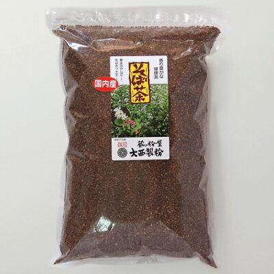 国産蕎麦茶(そば茶)1kg
