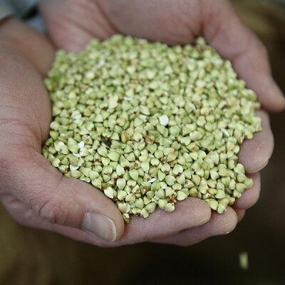 国産蕎麦の実(丸抜き)1kg