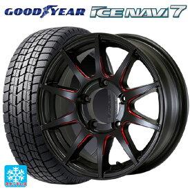 215/65R16 98Q グッドイヤー アイスナビ7CST ゼロワンハイパー XJ FREM 16-5.5J新品スタッドレスタイヤホイール4本セット