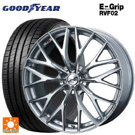 205/50R17 93V XL グッドイヤー エフィシェントグリップ RVF02レオニス MX HS3/SC 17-7J新品サマータイヤホイール4本セット