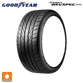 【取付対象】255/35R18 90W 18インチ グッドイヤー イーグル レヴスペック RS02 サマータイヤ 新品4本セット
