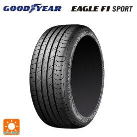 255/50R19 107Y XL 19インチ グッドイヤー イーグルF1 スポーツ サマータイヤ 新品2本セット