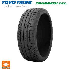 【取付対象】205/60R16 92H 16インチ トーヨー トランパス ML サマータイヤ 新品4本セット