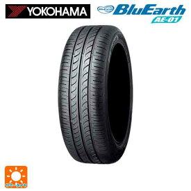 【取付対象】165/60R15 77H 15インチ ヨコハマ ブルーアース AE01 サマータイヤ 新品4本セット