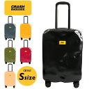 クラッシュバゲージ Crash Baggage スーツケース ICON アイコン 軽量 40L ブラック イエロー グレー グリーン レッド …