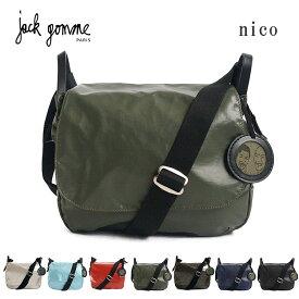 ジャックゴム バッグ ショルダーバッグ ミニ jack gomme nico LIGHTシリーズ 1569【送料無料】