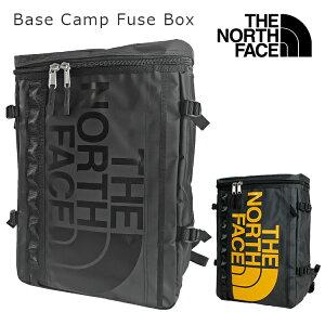 ノースフェイス リュック ベースキャンプ ヒューズボックス バックパック リュックサック デイパック 通学 通勤 大容量 THE NORTHFACE Base Camp Fuse Box 【送料無料】
