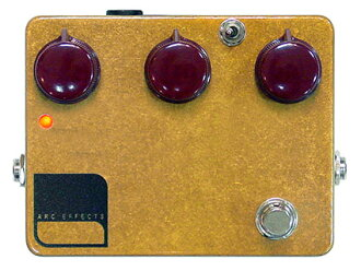 overdrive ARC Effects KLONE V3 Gold!