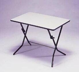 スタンドタッチテーブル メラミン天板仕様 ルネセイコウ SB-750W 送料無料