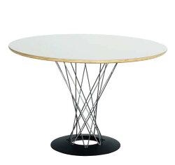 イサム・ノグチサイクロンテーブル105cmWCT-105ホワイト送料無料