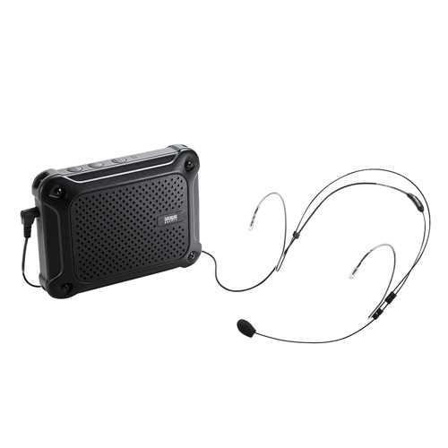 【送料無料】 防水ハンズフリー拡声器スピーカー ≪サンワサプライ≫ MM-SPAMP6