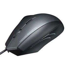 エルゴブルーLEDマウス ≪サンワサプライ≫ MA-ERG7