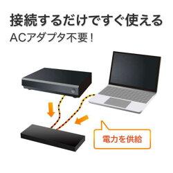 【送料無料】HDMI切替器(4入力・1出力)≪サンワサプライ≫SW-HD41L
