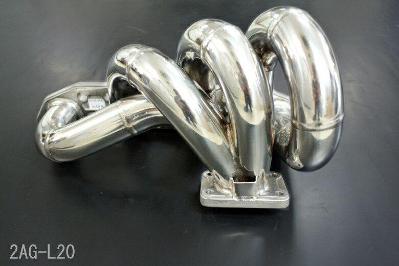 シルクロード セクションエキゾーストマニホールド シルビア 180SX 13 14 15用 SR20TB パイプ肉厚3mm パイプ径42.7パイ