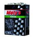 モティーズ M409M ギヤオイル 【80W-250 4L×1缶】【代引不可】 化学合成油 レーシングスペック 高温・高負荷使用 FR…