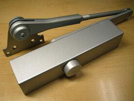 <格安送料対象品>卸値価格で販売中 美和ロック ドアクローザーM600シリーズ M612PS シルバー
