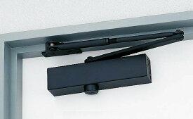 美和ロック ドアクローザーM600シリーズ M612PS-BK ブラックつや消し