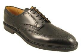 【Crockett and Jones】 Pembroke ワイズE クロケット&ジョーンズ ダービーシューズ「ペンブローク」ブラック 黒イギリス製 革靴 UKサイズ6〜13(日本サイズ24.5cm〜31.5cm)ダイナイトラバーソール