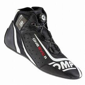 【OMP】One Evo R プロ レースブーツ ワン エボ レーシング シューズ ブルー ブラック グリーン ホワイト イエロー