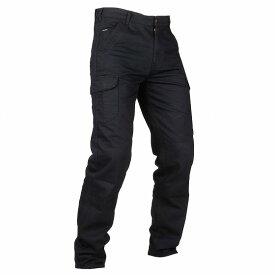 【お買い物マラソン開催中 ☆ 期間中はポイント2倍です!注文は今がチャンス!】Bull-it Jeans メンズタクティカルSP75 AA イージーオートバイジーンズ Cargo Black