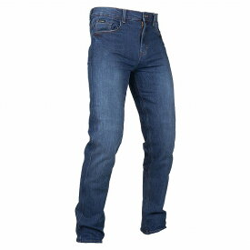 【お買い物マラソン開催中 ☆ 期間中はポイント2倍です!注文は今がチャンス!】Bull-it Jeans メンズ タクティカル SP75 AA ストレートバイクジーンズ Trident Blue