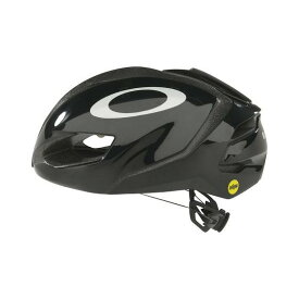 ☆【Oakley】ARO5ロードヘルメット Black | Small (52-56cm)