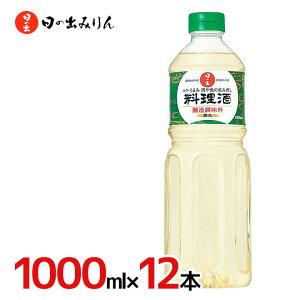 """日の出みりん """"料理酒(醇良)"""" 1000ml×12本(1ケース)"""
