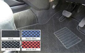 シエンタ 170系 カスタムパーツ フロアマット 内装パーツ マット 170 sienta シエンタ170 シエンタ170系 アクセサリー トヨタ カスタム 2列目 パーツ ラゲッジマット ステップマット トランクマット 9P セット 各4色 内装