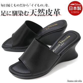 凉鞋办公室女职员鞋Anna nicola 377